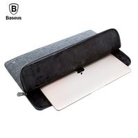 Baseus Waterproof Bag For Macbook Pro 13 15 Case Handbag Laptop Computer Tablet Sleeve For Notebook