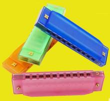 Plastic Harmonica toy Musical instrument kids musical instruments baby developmental toys juguetes musicales Learning&Education