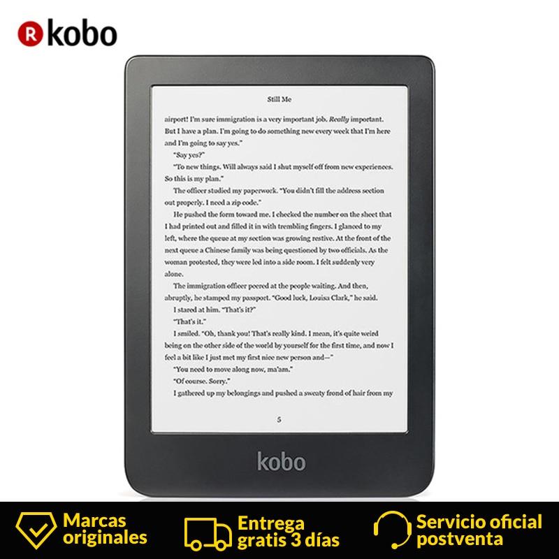 Kobo Clara HD Ereader, 6 & #39 & #39, E encre Carta, 8 go, MicroUSB Negro