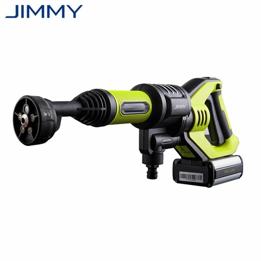 JIMMY Ручной беспроводной автомобиль пистолет для мойки 2.2Mpa высокого давления автомойка Многофункциональный сопло