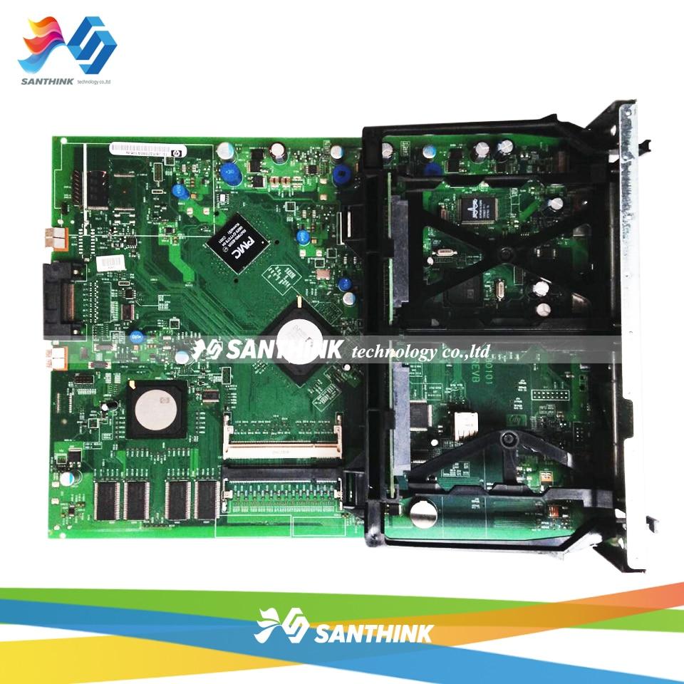 LaserJet Printer Main Board For HP CP6015 CP6015DN 6015 6015DN Q7539-69001 Q7539-60001 Formatter Board Mainboard laserjet main board for hp 7110 hp7110 formatter board mainboard