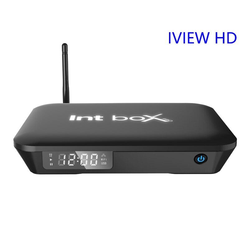 Dernière Intbox I8 Octa Core 2 gb/16 gb androd 6.0 Europe IPTV Boîte avec 1Y IVIEW HD Paquet montre ROYAUME-UNI Grèce Allemagne Turquie Italia