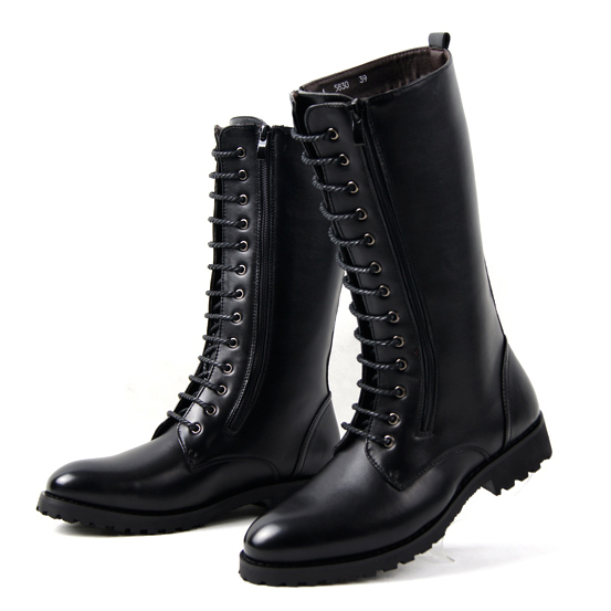 Popular Men Knee High Boots-Buy Cheap Men Knee High Boots lots ...
