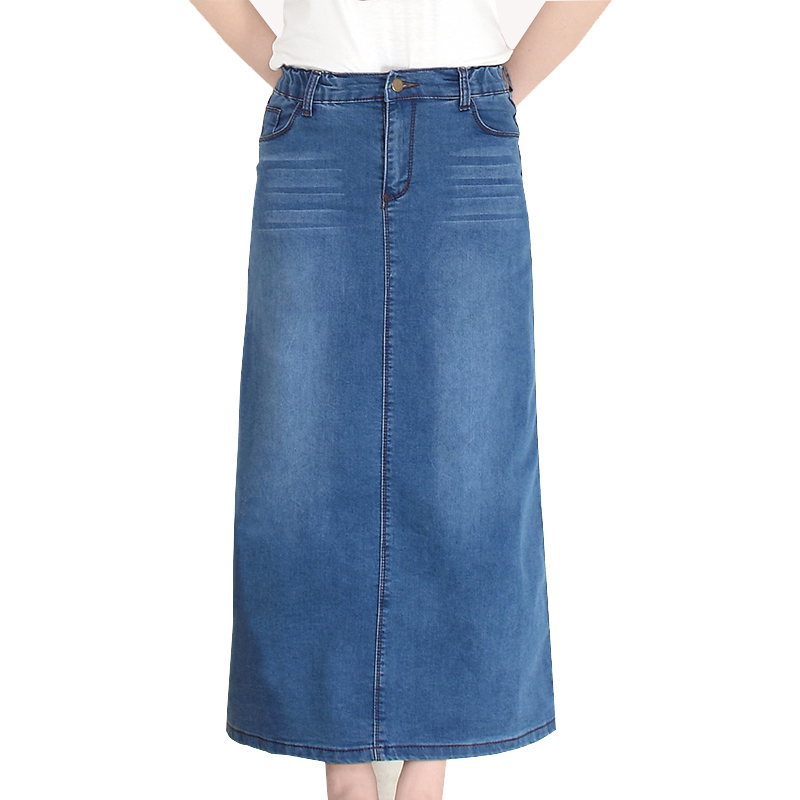 Online Get Cheap Long Denim Skirts Winter -Aliexpress.com ...