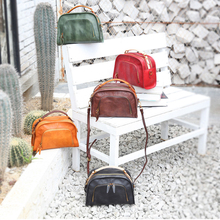 YIFANGZHE Women Genuine Leather Bag, Top Quality Ladies  Handbags/Messenger bag/ Crossbody Bags with Large Capacity