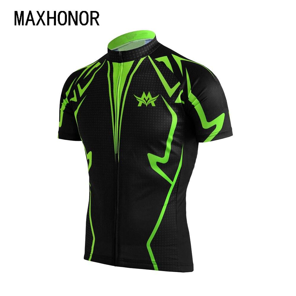 Prix pour Hommes cyclisme maillot vert à manches courtes vélo clothing rouge bike wear d'été vélo clothing la route bike wear