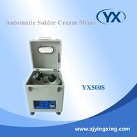 Precio Máquina de tinta Industrial mezclador de crema Paster de soldadura automática 500 1000g máquina de soldadura