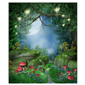 5x7ft Fairy Tale Vinyl Studio Backdrop Photography Prop Photo Background