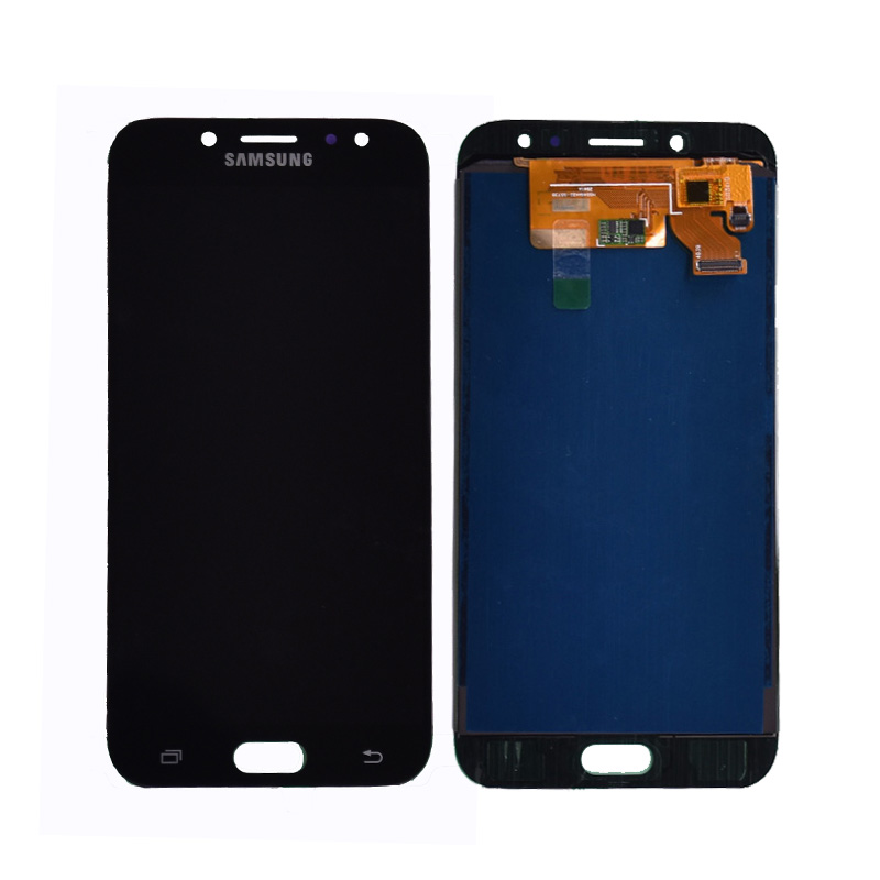 Brightness Adjustment For Samsung Galaxy J7 Pro 2017 J730 J730F LCD Display With Touch Screen Digitizer Assembly free shipping