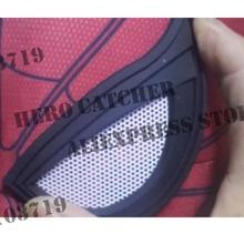 Hero Catcher Newest Civil War Spiderman Lens Rubber Fog Free Spiderman Lesens