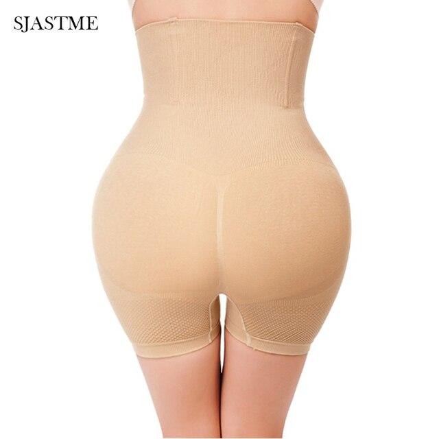 c2bd692018 SJASTME Tummy Control Body Shaper Seamless Thigh Slimming Boyshort  Breathable Slip Shapewear Waist Trainer for Women