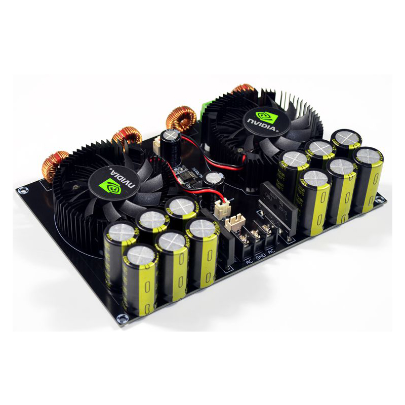 HIFI AUDIO TDA8954 420W 420W 2 0 Class D Digital Power Amplifier Board