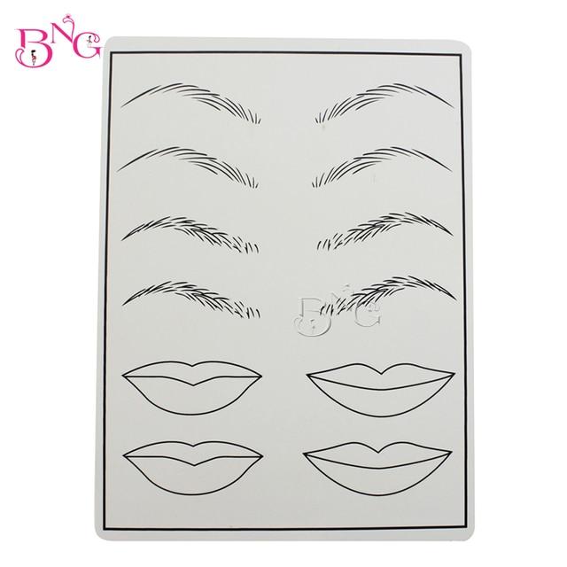 Makeup Practice Sheet Mersnoforum