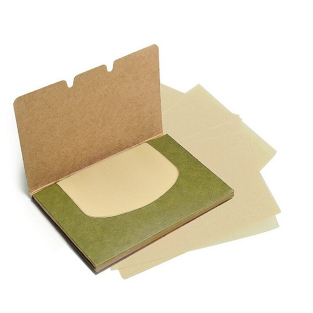 Conscious Hygiene Biodegradable GreenTea Make Up Remover Paper