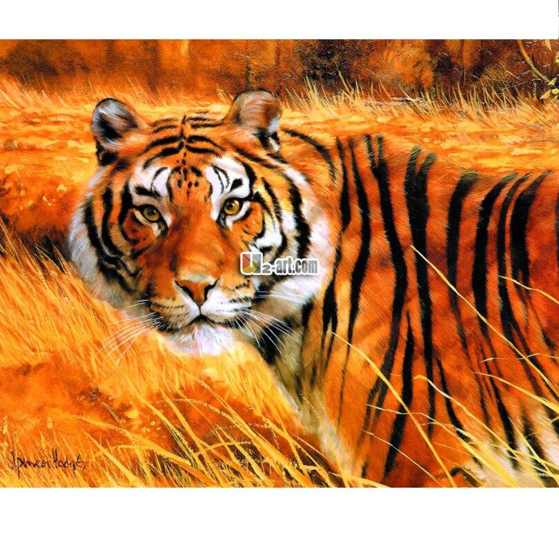 online kaufen gro handel tiger leinwand kunst aus china tiger leinwand kunst gro h ndler. Black Bedroom Furniture Sets. Home Design Ideas