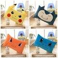 Pikachu pokemon cartão Dos Desenhos Animados travesseiro conjunto travesseiro Único fronha de travesseiro casos 1pce freeshipping