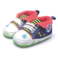 Baby Boy Dinosaur Cotton Shoes Toddler Infant Boys Cool First Walker Zapatos Sapato Menino Chaussure Bebes