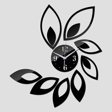 Watch Wall New Limited 3d Home Room Single Face Quartz Plastic Acrylic Wall Clock Diy Mirror Clocks Watch