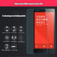10 Pcs For Xiaomi Redmi Note 2 3 4 Tempered Glass Lcd Screen Protector 2 5D