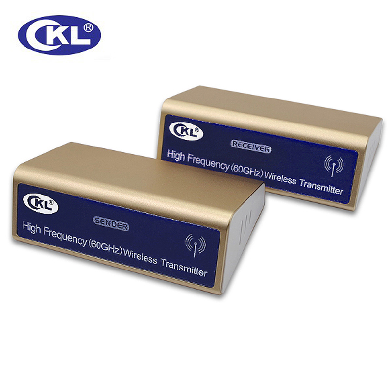 CKL-50HD High Frequency (60GHz) Wireless Transmitter(up To 50meter) HDMI Extender 1080P