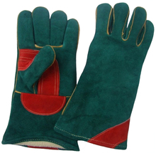 цены Leather Work Gloves Warm Winter Cow Leather Welder Gloves Work Gloves Leather Driver Work Gloves Welding Gloves