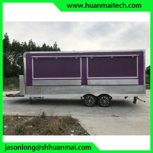 Food Truck Concession Trailer Mobile Kitchen Catering