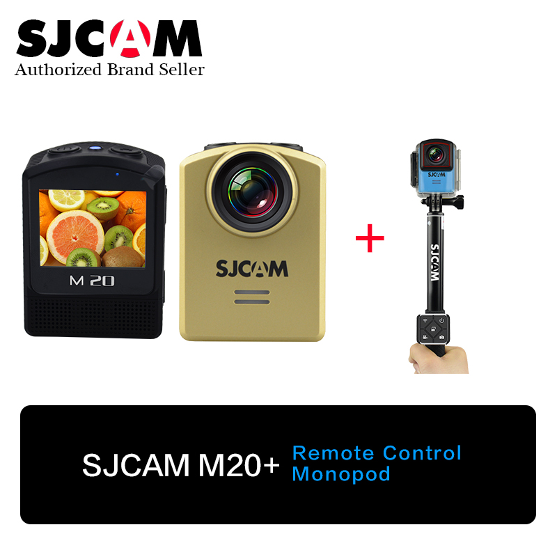 цена на 100% Original SJCAM M20 M20 Air Sports Action Camera Underwater 4K Wifi Gyro Mini Camcorder 16MP Waterproof SJ Cam Sport DV