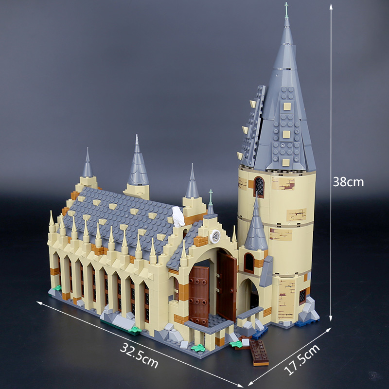 Lepin-16052-Harry-Movie-Potter-The-75954-Hogwarts-Great-Wall-Set-Building-Blocks-Harry-New-Potter (4)