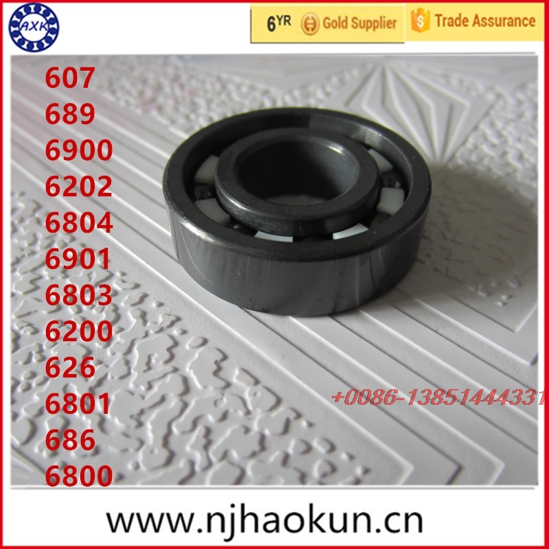2017 Sale Ball Bearing Free Shipping 1pcs 685 6904 634 6006 639 6008 627 605 636 6906 625 624 687 Full Si3n4 Ceramic Bearing rosenberg 6904