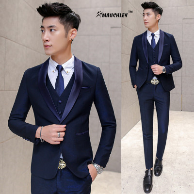 Aliexpress.com : Buy Modern Latest Coat Pant Designs Prom Suits ...