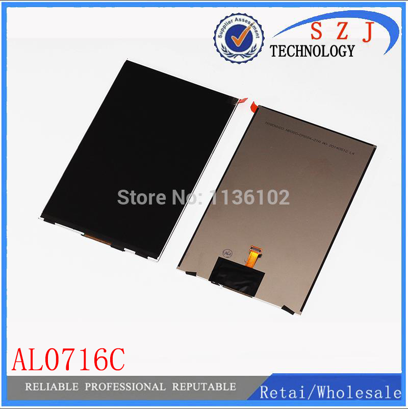 New 8 inch for IRBIS TZ82 IPS LCD screen AL0716C 00 LCD display Tablet PC LCD screen AL0716C Free Shipping new 7 inch ips inner lcd screen 73002017852f e231732 netron dy 94v 0 for tablet pc lcd display free shipping