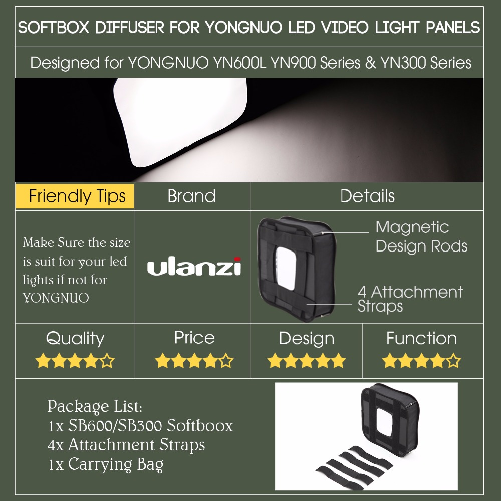 YONGNUO YN600L II YN900 YN300 YN300 III Hava Ledli Video İşıq - Kamera və foto - Fotoqrafiya 4