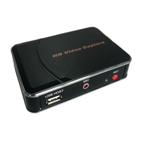 EZCAP 280HB HDMI Video Capture,Capture 1080P Video From HDMI Blue Ray,Set top box,computer,game box,etc, with Mic Microphone