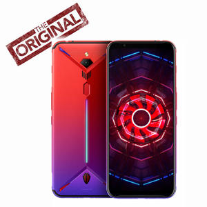 Global Version Nubia Red Magic 3 Mobile phone 6.65 Snapdragon 855 Octa core Front 48MP Rear 16MP 6GB 128GB 5000mAh Game Phone