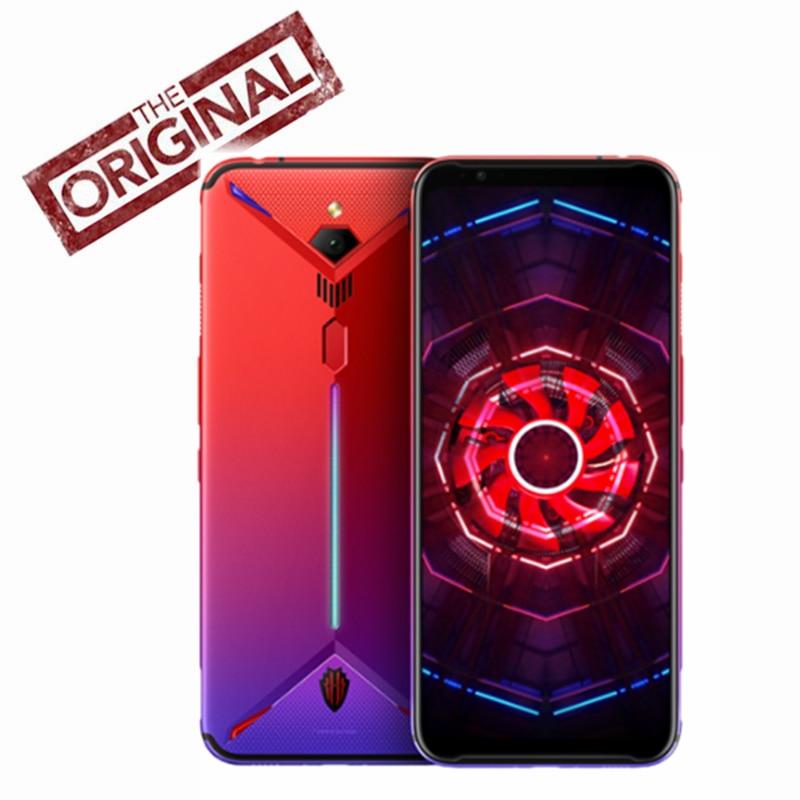 "Helder Zte Nubia Red Magic Mars Game Telefoon 6.0 ""6 Gb/8 Gb Ram 64 Gb/128 Gb Rom Snapdragon 845 Octa Core 16mp Android 9.0 Mobiele Telefoon"