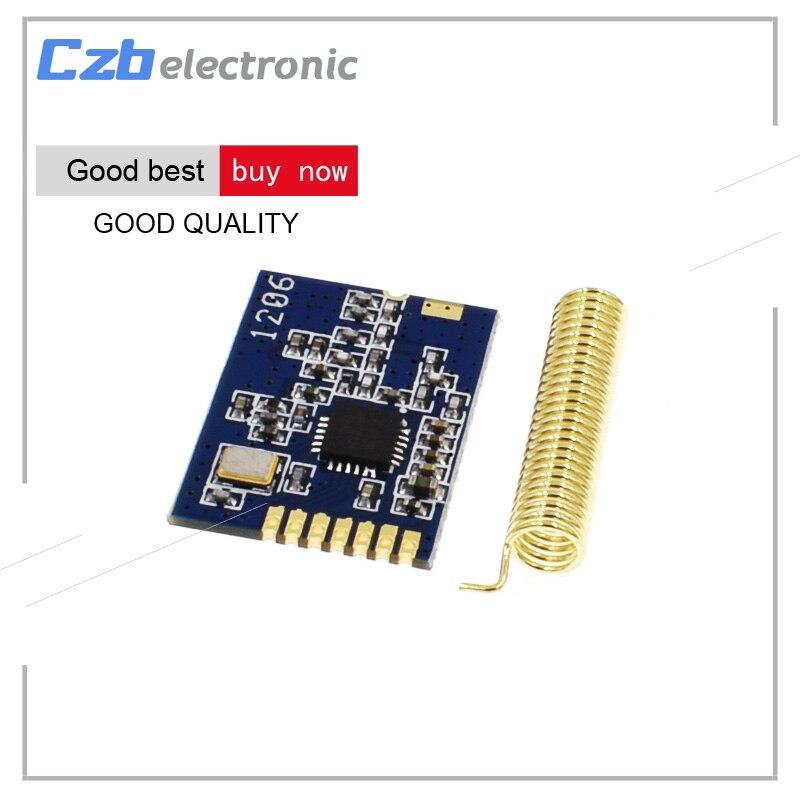 Intelligente Haustechnik GüNstig Einkaufen A7139 433 Mhz Wireless Transceiver Modul Spi Bidirektionale Low Power Unterhaltungselektronik
