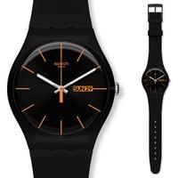Swatch Colorful Quartz Watch SUOB704