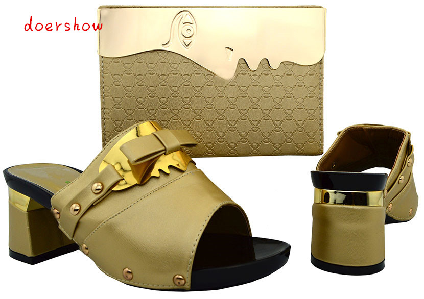 doershow New Fashion Italian Shoes with Matching bags For Party african Shoes And Bags Set for Wedding shoe and bag set WVL1-19 doershow new fashion italian shoes with matching bags for party african shoes and bags set for wedding shoe and bag set wvl1 19