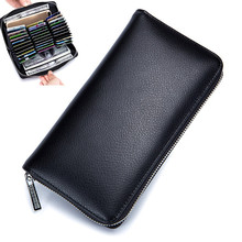 Unisex Leather Credit Card Holder Bag High Quality Bank Card Wallet Purse Protective Cover Case for Passport auto Documents New genuine leather russia driving cover high quality russian driver license documents bag credit bank card holder id card case new