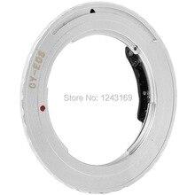 Металл AF подтвердить Крепление объектива переходное кольцо для CY Contax Yashica объектив для Canon EOS EF крепление 1100D DC136