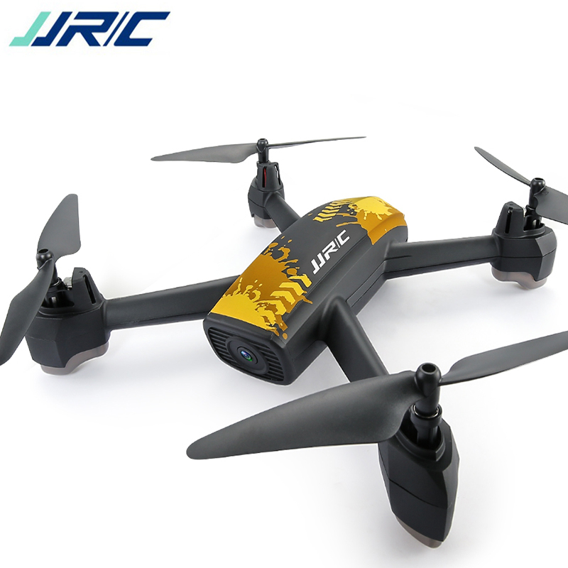 En vente JJRC H55 TRACKER WIFI FPV avec caméra HD 720 P GPS positionnement Drone RC quadrirotor Camouflage RTF VS E58 H37