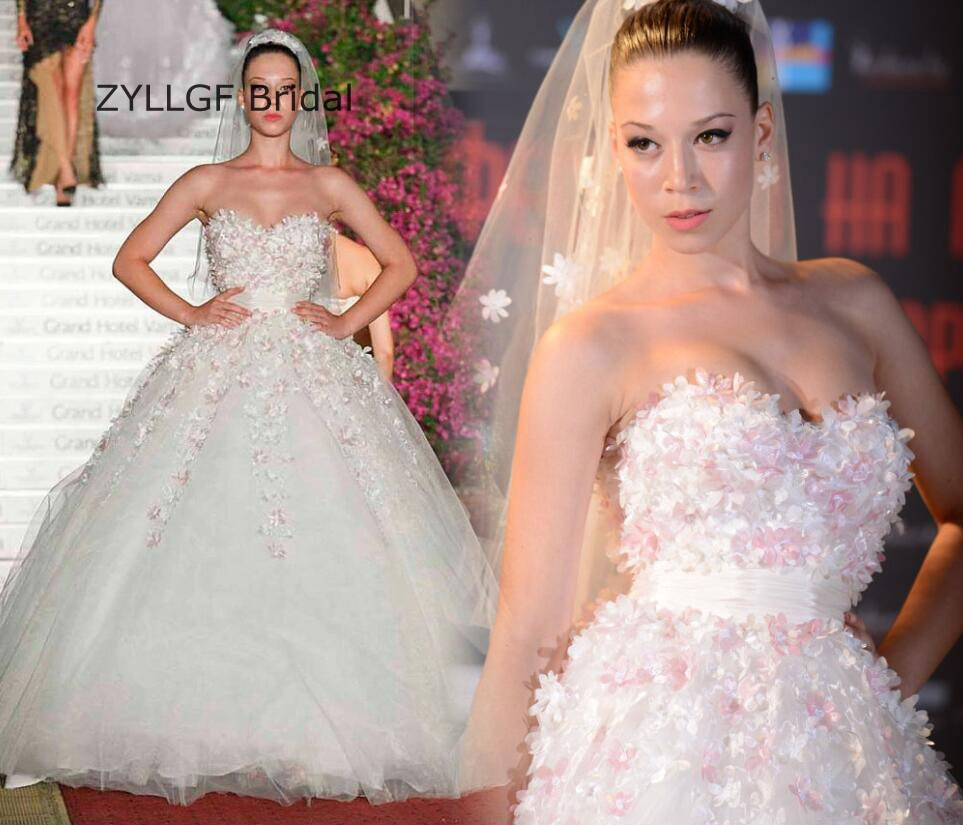 Zyllgf Bridal Ball Gown Sweetheart Victorian Style Bridal Dresses