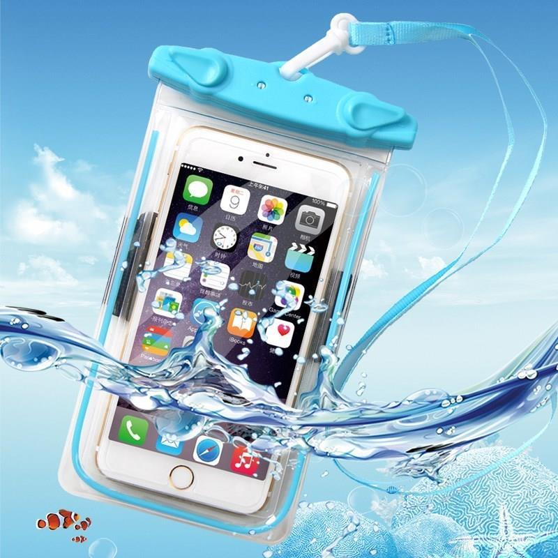 Baby & Toddler Clothing Xskemp Universal 5.1-6.0 Inch Mobile Phone Pocket Waterproof Sport Swimming Case Soft Bag Underwater Gym Pouch Belt Cover Pack
