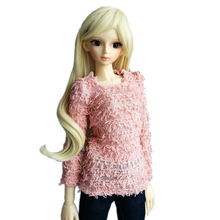 wamami 50 Pink Sweater Clothes SD DZ 1 3 BJD Girl Doll Dollfie