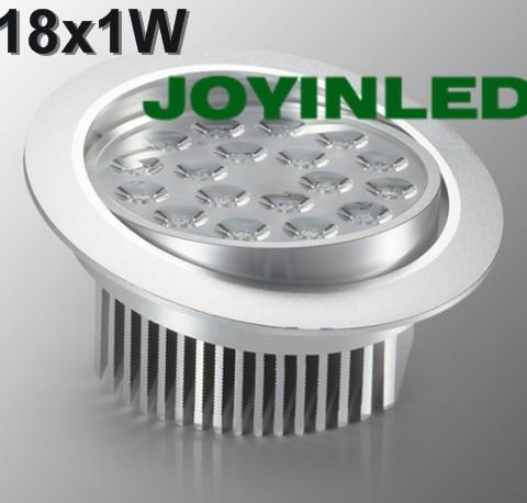 1W 3W 6W 7W 9W 12W 18W Stropna svjetiljka Epistar LED stropna - Unutarnja rasvjeta - Foto 6