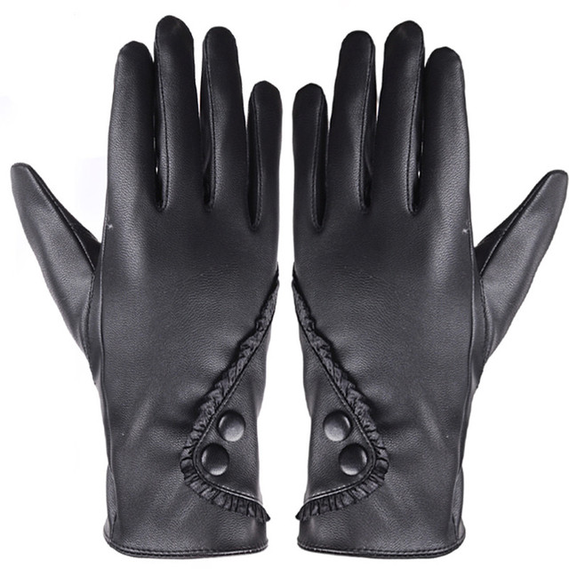 Women Christmas Gloves Warm...