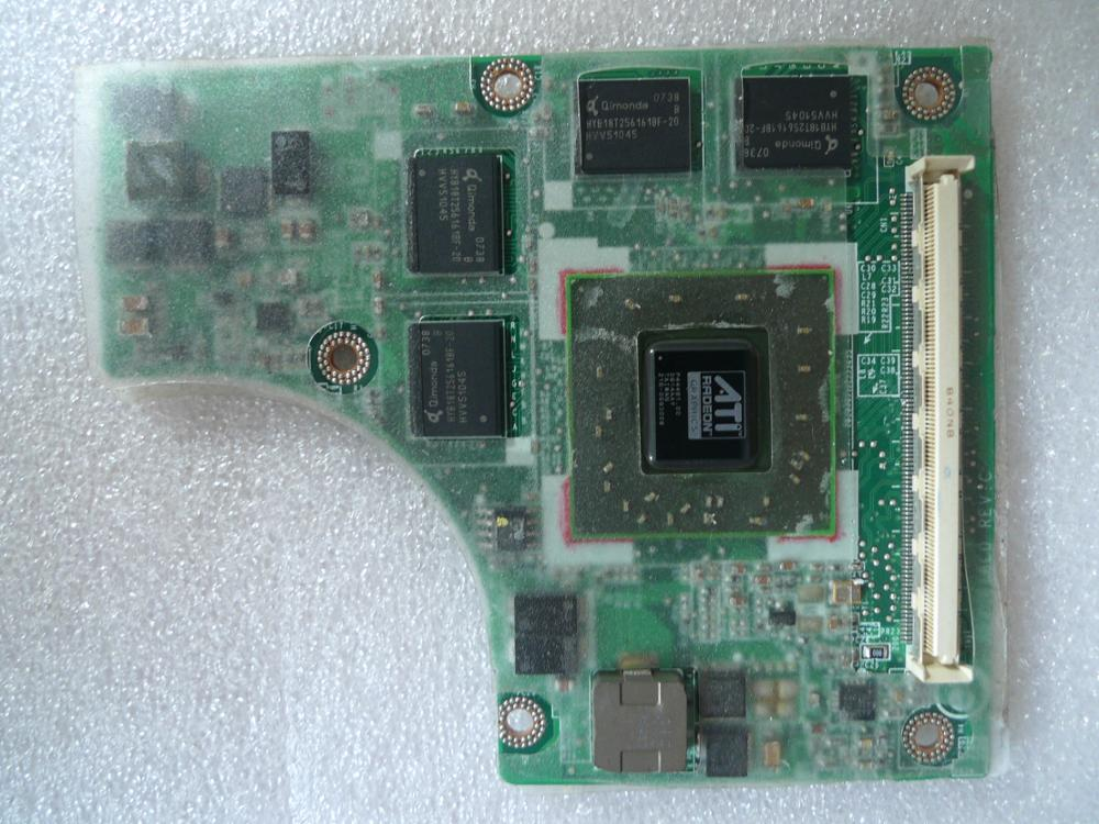 Original P300 Graphics Video Card 216-0683008 MXM-II DDR2 256MB VGA for Toshiba full tested