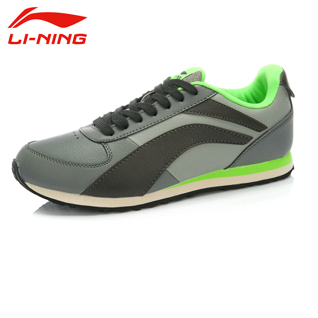 Li-ning tecnologia air malha respirável marca ao ar livre flexível livre popular sport shoes sneakers walking shoes homens alcj103 xmr820
