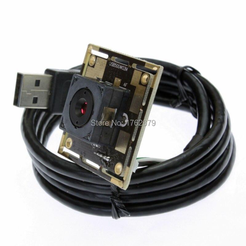 5MP Autofocus 2592X1944 micro mini hd endoscope indoscope USB Camera module for android linux and Windows