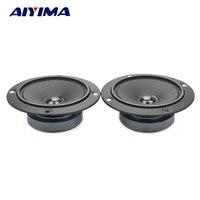 2Pcs 3Inch Tweeters Loudspeakers Audio Speakers 4Ohm 50W KTV Dedicated Audio Visual High Sensitivity Speaker